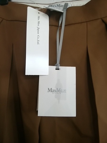 Max Mara(マックスマーラ) パンツ サイズ38 S レディース美品  ブラウン