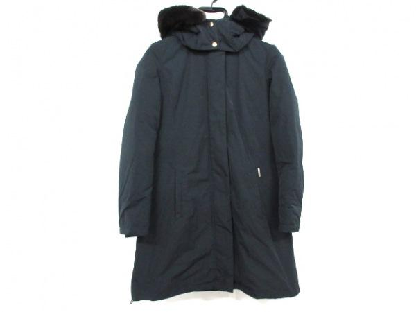 ウールリッチ ダウンコート サイズXS レディース美品  ボウブリッジコート WWCPS2721D