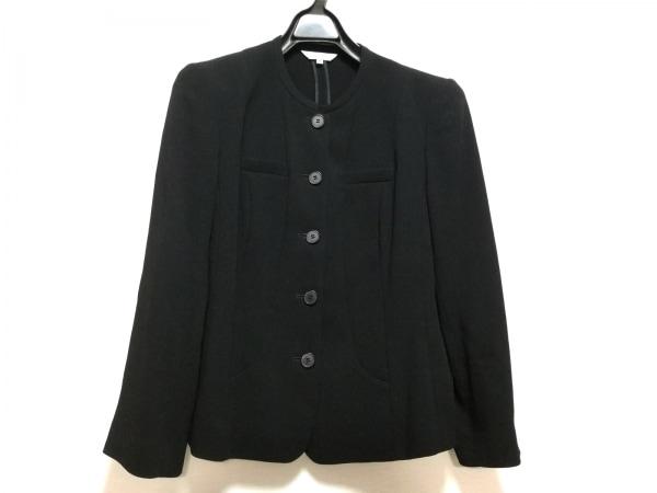 villed'azur(ビルダジュール) ジャケット サイズ40 M レディース美品  黒