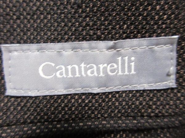 Cantarelli(カンタレリ) ジャケット サイズ44 L メンズ ダークブラウン