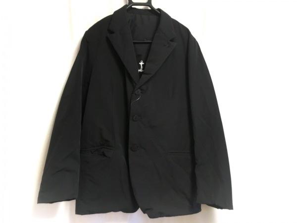 SINACOVA(シナコバ) ジャケット サイズL メンズ 黒 LUPO DI MARE