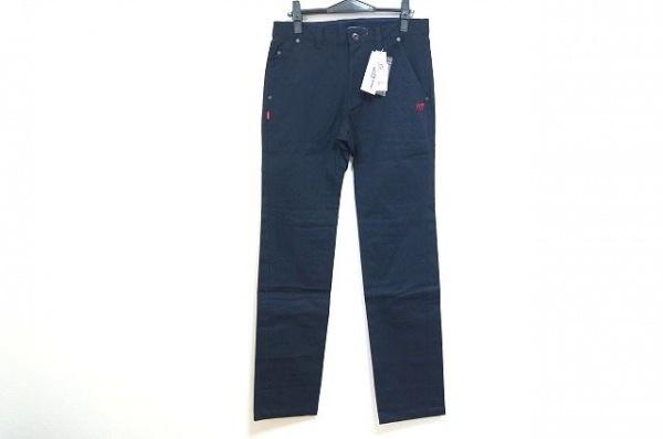 マスターバニーエディション パンツ サイズ4 XL メンズ ダークネイビー