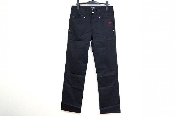 PEARLY GATES(パーリーゲイツ) パンツ サイズ3 L メンズ 黒
