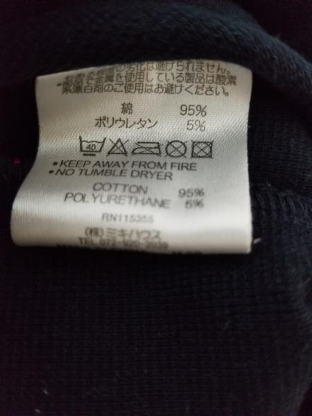 miki HOUSE(ミキハウス) パンツ サイズ90 レディース 黒