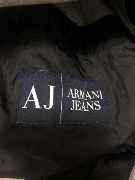 ARMANIJEANS(アルマーニジーンズ) ブルゾン メンズ 黒 春・秋物