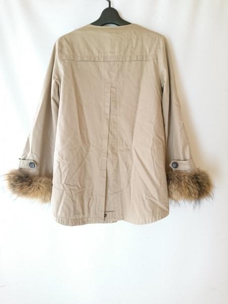 rous(ラス) コート サイズ38 M レディース ベージュ 冬物
