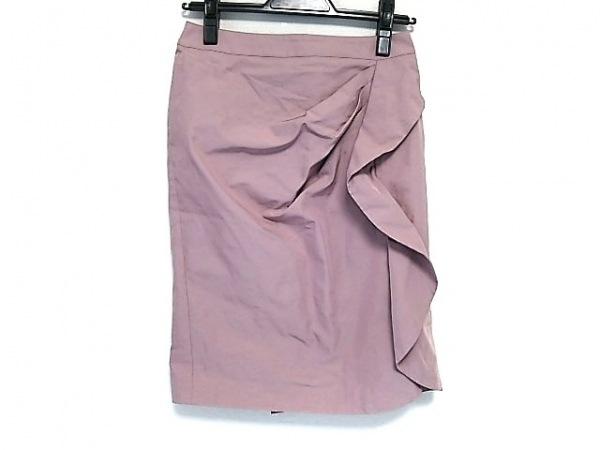 MATERIA(マテリア) スカート レディース美品  ピンク フリル