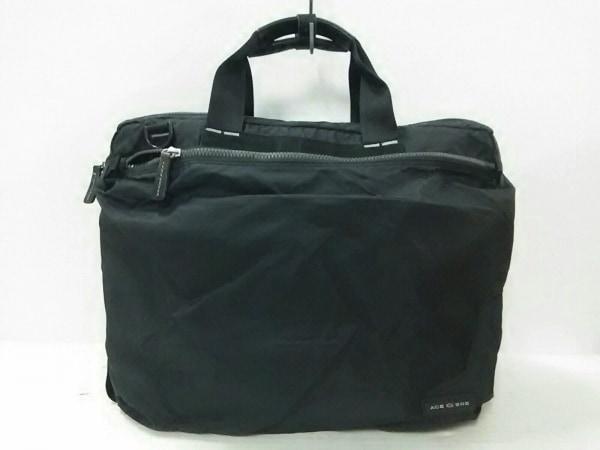 ACEGENE(エースジーン) ビジネスバッグ 黒 ナイロン