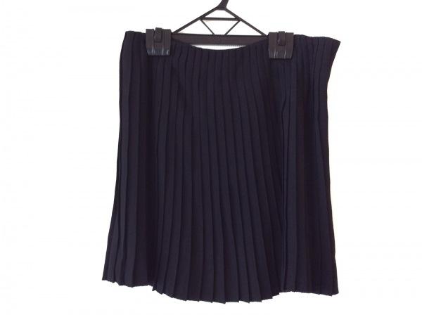 ミューズデドゥーズィエムクラス ミニスカート サイズ36 S レディース美品  黒