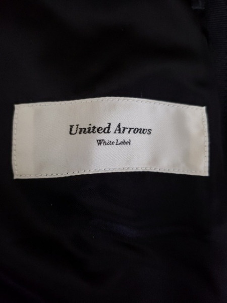 UNITED ARROWS(ユナイテッドアローズ) コート サイズ3 L メンズ 黒 冬物