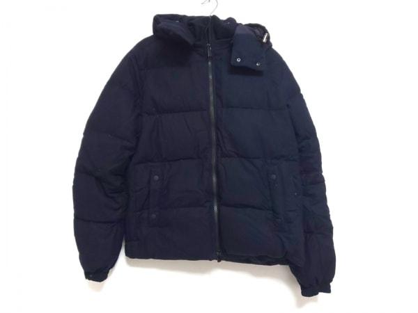 タトラス ダウンジャケット サイズ3 L メンズ MTA4SH4205 ダークネイビー 冬物