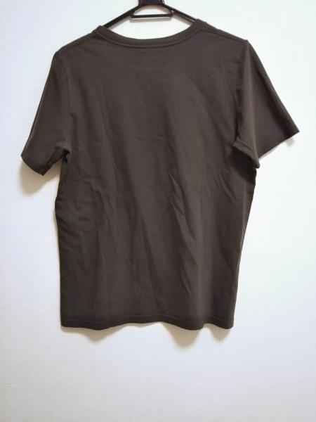 NUMBER (N)INE(ナンバーナイン) Tシャツ サイズ2 M メンズ ダークブラウン×レッド
