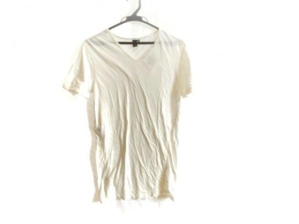 マックキュー(アレキサンダーマックイーン) 半袖Tシャツ サイズXS レディース 白