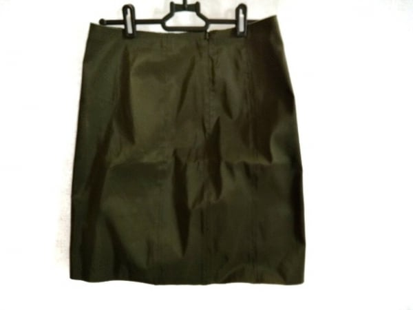 JILSANDER(ジルサンダー) スカート サイズ34 XS レディース カーキ NAVY