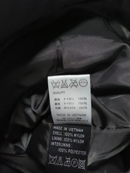 アルファ ダウンジャケット サイズS メンズ美品  ダークグリーン 冬物