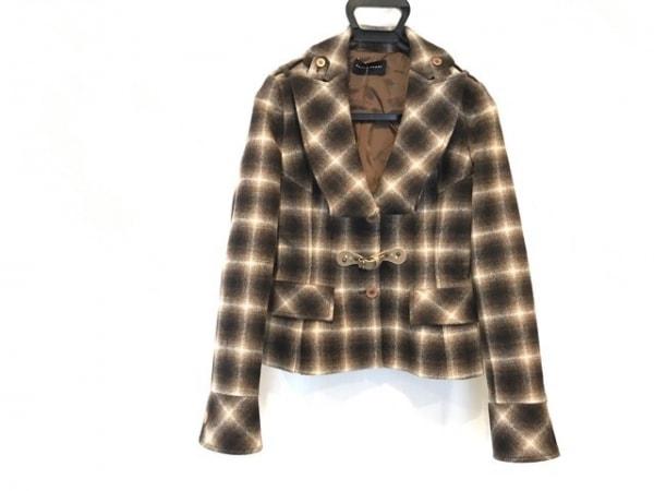 PAOLA FRANI(パオラ フラーニ) ジャケット サイズ42 M レディース美品