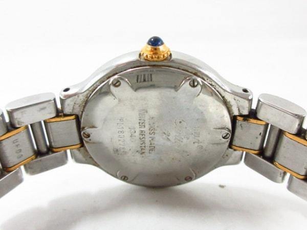 Cartier(カルティエ) 腕時計 マスト21SM W10073R6 レディース SS×YG シルバー