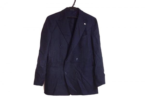 TAGLIATORE(タリアトーレ) ジャケット サイズ50 メンズ ダークネイビー ダブル