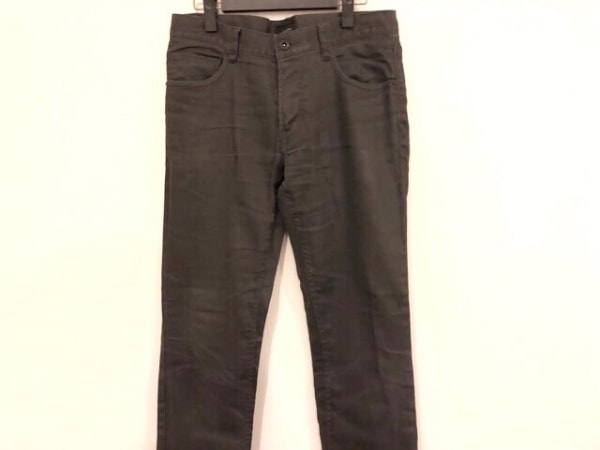 JOSEPH HOMME(ジョセフオム) パンツ サイズ48 XL メンズ ダークグレー