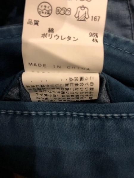 JOSEPH HOMME(ジョセフオム) パンツ サイズ48 XL メンズ ブルー