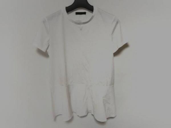 THE ROW(ザロウ) 半袖Tシャツ サイズS レディース美品  白