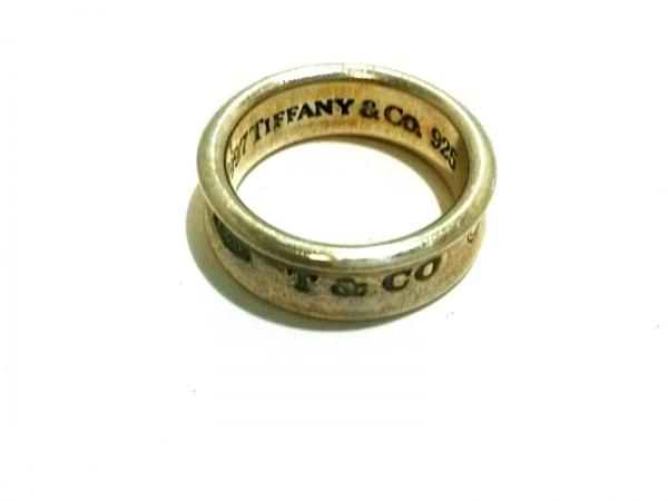 TIFFANY&Co.(ティファニー) リング 1837 シルバー