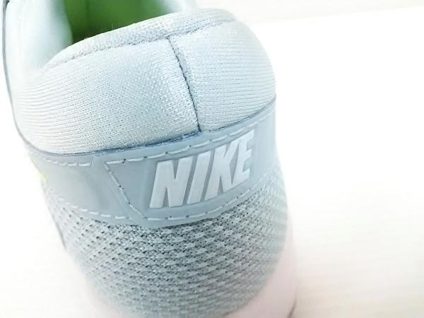 NIKE(ナイキ) スニーカー メンズ 881229-400 ライトブルー×白×イエロー 化学繊維