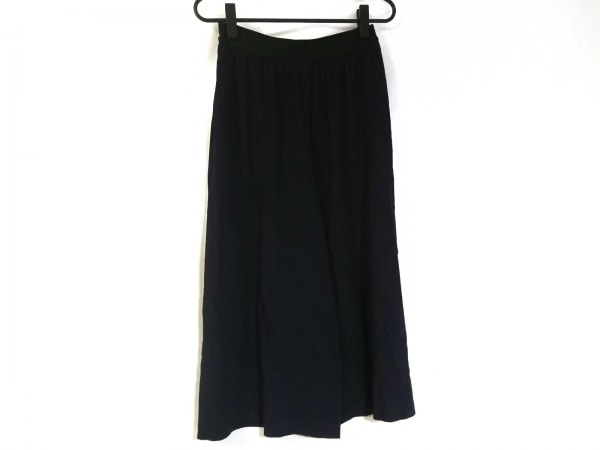 MARLENEDAM(マーレンダム) パンツ サイズ40 M レディース ネイビー×黒