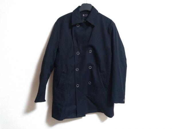 MICHELKLEIN(ミッシェルクラン) コート サイズ51 メンズ 黒 冬物/homme