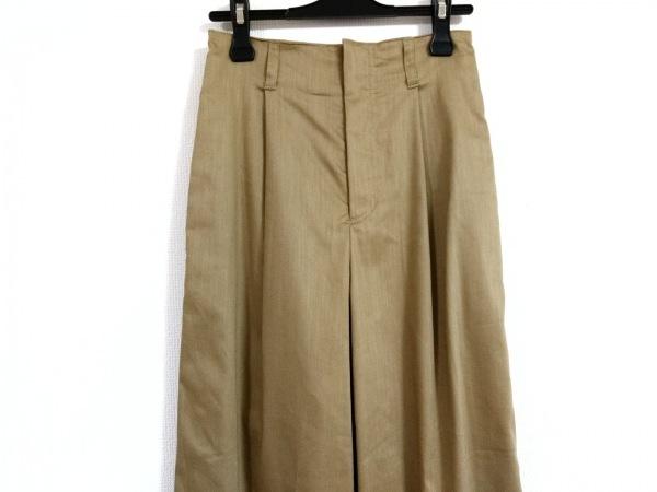 TODAYFUL(トゥデイフル) パンツ サイズ36 S レディース ブラウン
