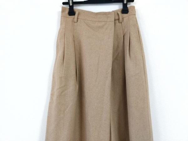 TODAYFUL(トゥデイフル) パンツ サイズ36 S レディース ライトブラウン