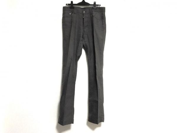 EPOCA(エポカ) パンツ サイズ46 XL メンズ ダークグレー