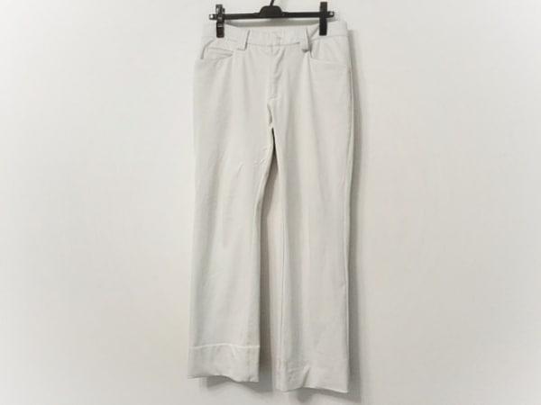 CALLAWAY(キャロウェイ) パンツ サイズL レディース ライトグレー×黒