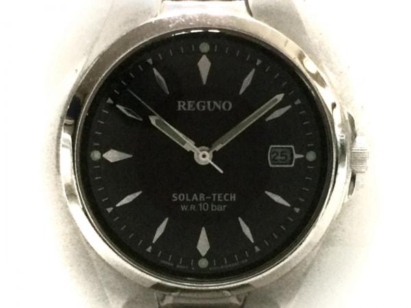 REGUNO(レグノ) 腕時計 E111-S073014 メンズ 黒
