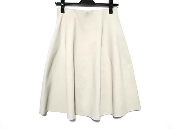 theory(セオリー) スカート サイズ2 S レディース ベージュ
