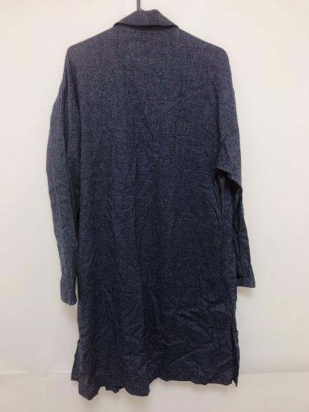 TAKEOKIKUCHI(タケオキクチ) コート サイズS メンズ ダークグレー 春・秋物