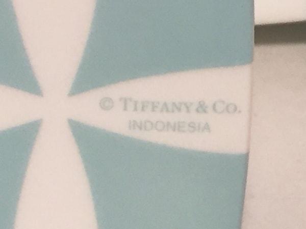 TIFFANY&Co.(ティファニー) 小物入れ ライトブルー×白 陶器