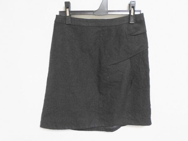 マークバイマークジェイコブス スカート サイズ2 S レディース美品  黒