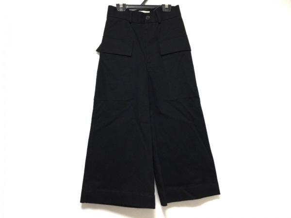 STUDIO NICHOLSON(スタジオニコルソン) パンツ サイズ0 XS レディース 黒