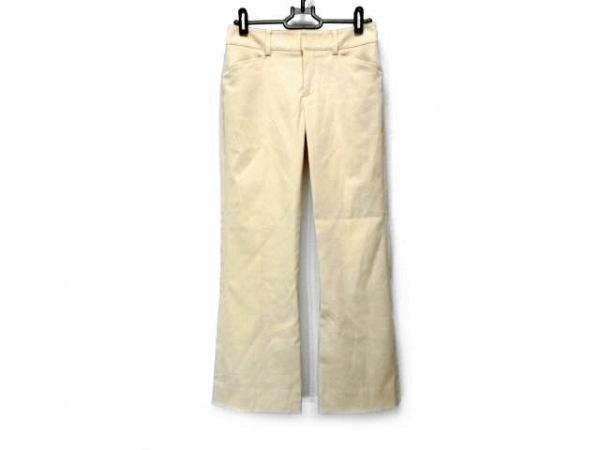 23区(ニジュウサンク) パンツ サイズ32 XS レディース ベージュ