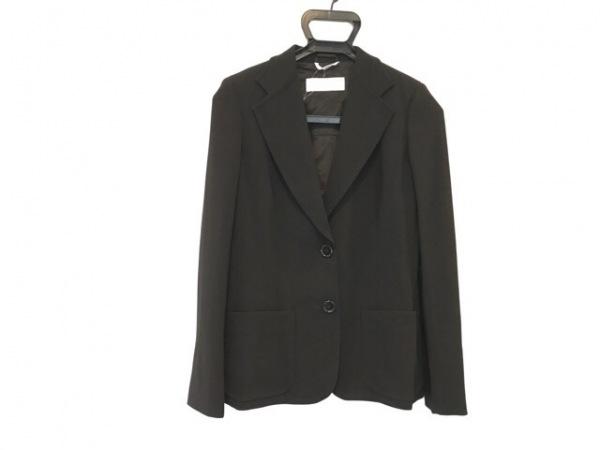Max Mara(マックスマーラ) ジャケット サイズ36 S レディース 黒