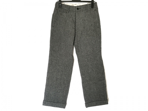 RUGGED FACTORY(ラギッドファクトリー) パンツ サイズS メンズ グレー×黒