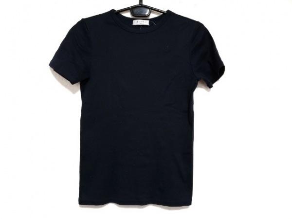 ADORE(アドーア) 半袖Tシャツ サイズ38 M レディース新品同様  ダークネイビー