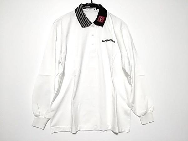 Munsingwear(マンシングウェア) 長袖ポロシャツ サイズM レディース