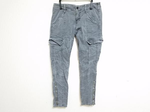 ジェイブランド パンツ サイズ26 S レディース グレー カーゴパンツ/裾ジップ