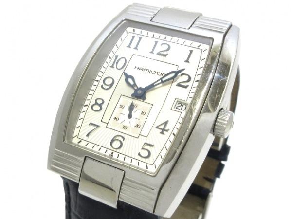 HAMILTON(ハミルトン) 腕時計 H295150 メンズ 裏スケ シルバー