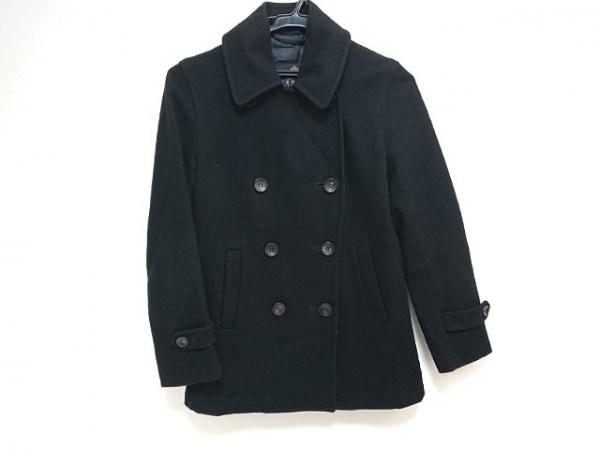 GRENFELL MADE IN ENGLAND(グレンフェル) コート サイズ36 S レディース美品  黒 冬物