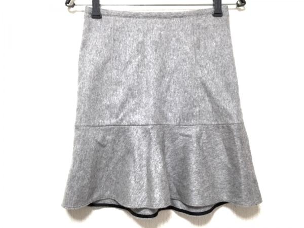 rag&bone(ラグアンドボーン) スカート サイズ0 XS レディース美品  グレー