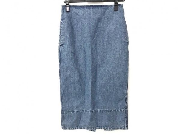 MADISON BLUE(マディソンブルー) スカート サイズ2 M レディース美品  ブルー デニム