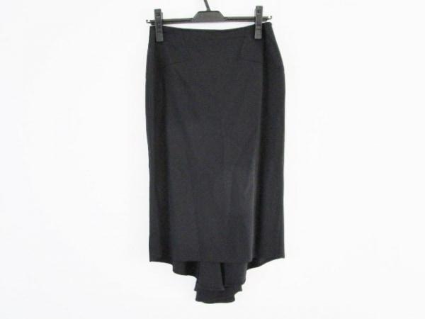 ブルマリン・アンナモリナーリ スカート サイズ38(I) S レディース美品  黒